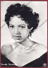 DOROTHY DANDRIDGE 03 ATTRICE ACTRESS ACTRICE CINEMA MOVIE USA Cartolina FOTOGRAF