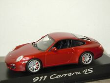 Porsche 911 997 Carrera 4S Coupe - Minichamps 1:43 in Box *30728
