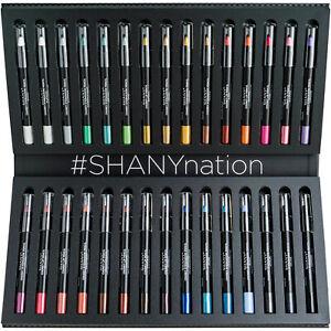 SHANY Chunky Pencils For Eyes and Lips W Vitamin E & Aloe Vera - 30 Colors