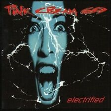 Electrified by Pink Cream 69 CD GERMAN IMPORT EXCELLENT HARD ROCK METAL