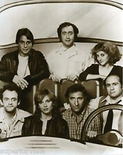 TV Show Taxi The Cast Of Taxi Danny Devito Tony Danza Judd Hirsh Andy Kaufman