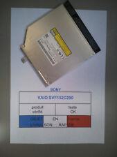 Lecteur/enregistreur CD/DVD pour SONY SVF152C290