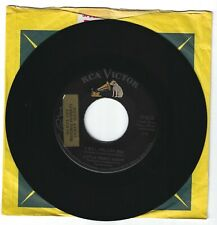 Little Peggy March; I Will Follow Him 45 RPM Single Record; VG+; RCA Victor