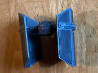 Star Wars Darth Vader Miniature Diecast Tie Fighter 1980 Kenner