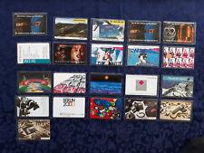Super 21 Stück P-Telefonkartensammlung (postfrisch, voll) Telekom 1990-92