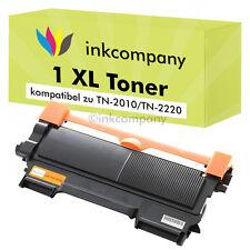 1 Toner kompatibel zu Brother TN 2220 XL BLACK SCHWARZ für den Drucker DCP-7060D