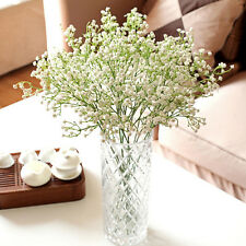 1 Bouquet Artificial Silk Flowers Gypsophila Wedding Party Home Vase Decor DIY