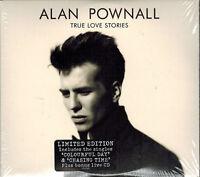 Alan Pownall - The Love Stories (2010) 2xCD + Bonus Live Disc