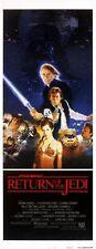 Star Wars Return Of The Jedi Insert Movie Poster 14x36 Replica