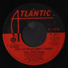 ACE SPECTRUM: Don't Send Nobody Else / Don't Let Me Be Lonely Tonight 45 (sligh