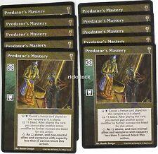 Predator's Mastery x10 LoB