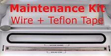 Maintenance Kit for Vacuum Food Sealer FoodSaver Replacement Parts Wire Sealing