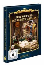 DVD * DER WOLF UND DIE SIEBEN GEIßLEIN - MÄRCHEN-KLASSIKER # NEU OVP &