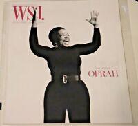 WSJ Magazine The Wall Street Journal Magazine Issue 92 March 2018 OPRAH