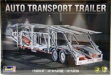 Revell Monogram 1509 Auto Transport Trailer model kit 1/25