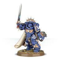 Warhammer 40k Primaris Captain In Gravis Armor From Dark Imperium