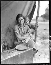 Masters of Photography: Migrant Mother #3, 1936 by Dorothea Lange: Digital Photo