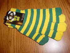 HERE WE GO FLEECE  TWO TONED~Green & Gold ~ GLOVES~ GREEN BAY PACKERS COLORS  MM