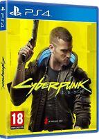 CYBERPUNK 2077 PS4 CD FISICO CASTELLANO ESPAÑOL NUEVO PRECINTADO