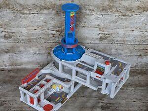 Micromachines Auto World Repair Garage Playset
