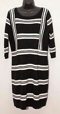NEW JASPER CONRAN KNITTED DRESS SIZE 12