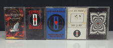 Lot 5 Alt / Indie Rock Cassette Tapes • Love And Rockets • The Mission UK