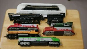 Bachmann, Genesis,/Others HO Loco Parts Lot For Parts/Resto
