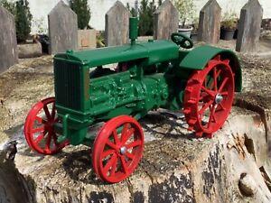 1/16 Scale Scalemodels Rumely 6 tractor tracteur traktor ltd Ed