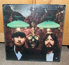 "VINTAGE SEALS & CROFTS ""DIAMOND GIRL"" VINYL LP 1973 Warner Brothers Records"