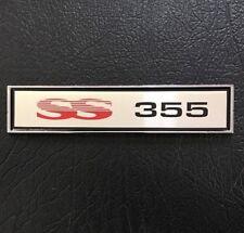 SS 355 KW / C.I / HP STROKER CONSOLE /DASH BADGE CUSTOM VR-VS COMMODORE STICKER