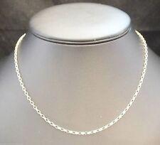 9 Carat Yellow Gold Chain Fine Necklaces & Pendants