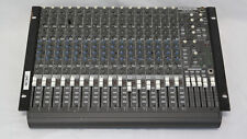 Mackie 1604-VLZ Pro Mixing Board | Untested, As Is/For Parts or Repair nc