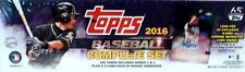2016 Topps Baseball Factory Complete Set 700 Cards W Ichiro Chr