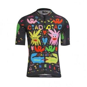 Sammy Binkow 'Best Friends' Cycling Jersey by Cinelli - Made in Italy