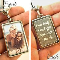 Drive Safe Keyring, Keychain, Gift For Boyfriend, Father's day Gift