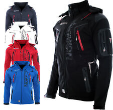 Geographical Norway Chaqueta Softshell Hombre lluvia deportes Exterior Otoño