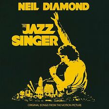 NEIL DIAMOND THE JAZZ SINGER CD NEW