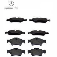 Front & Rear Brake Pads Sets WBR For Mercedes W164 ML W251 R W463 G Class