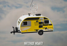 2016 Winnebago Winnie Drop 1710 Camper Travel Trailer Christmas Ornament