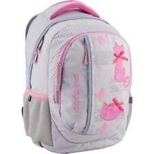 Rucksack Tasche Schulrucksack für Mädchen Freizeit Reise Sport Schultasche Rosa
