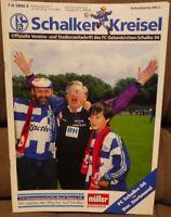 FC Schalke 04 Schalker Kreisel Magazin 15.08.1993 Bundesliga Derby Dortmund /461