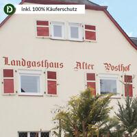 3 Tage Kurzurlaub im Hunsrück im Hotel Alter Posthof mit Frühstück