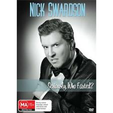 BRAND NEW Nick Swardson - Seriously Who Farted? (DVD, 2013)