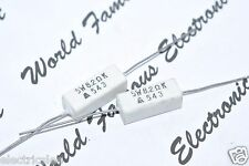 10pcs - 8.2R (8R2) 5W 10% Cement Power Resistor