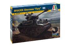 "ITALERI 1/35 M4A3E8 Sherman ""Fury"" # 6529"