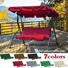 Swing Chair Waterproof Cushion Cover Patio Garden Outdoor Seat Replacement 3Seat