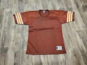 VINTAGE NFL Champion Cleveland Browns Blank Jersey Sz 36 EUC No Nameplate Number