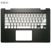 Palmrest Upper Case Keyboard Bezel Black New FOR Dell Inspiron 13MF 7368 7378