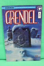 Grendel #15 Comic by Comico Comics 2nd Series VG/F Condition