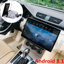 12.8'' Large Screen Android 9.0 Car Radio Stereo Double Din GPS 4+32GB Car Play
